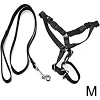 XCSOURCE regolabile No-Pull anteriore leader di nylon del cablaggio del cane collare di addestramento Walking Guinzaglio Guinzaglio OS 779