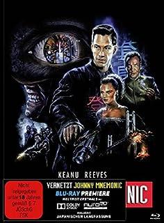 Vernetzt - Johnny Mnemonic - Limited Edition Mediabook auf 500 Stück [Blu-ray]