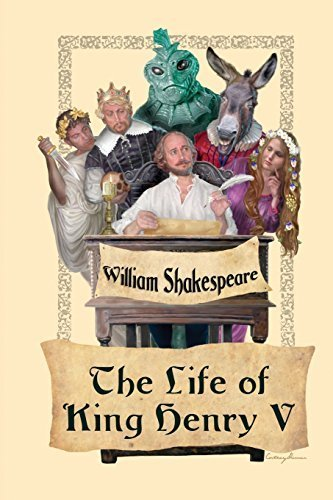 The Life of King Henry V by William Shakespeare (2014-01-05)