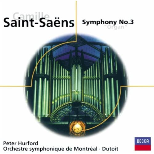 "Saint-Saëns: Symphony No.3 in C minor, Op.78 ""Organ Symphony"" - 2b. Maestoso - Più allegro - Molto allegro"