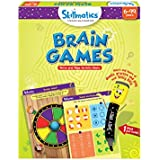 Skillmatics Educational Game: Brain Games, 6-99 Years, Multi Color