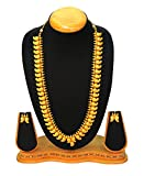 SatyamJewelleryNx Traditional Long Neckl...