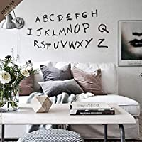 Stranger Things Scary Alphabet Wall Decal Alphabet Decal Stranger Things Wall Sticker Wills Alphabet Stranger Things Wall Alphabet