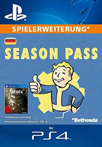 Fallout 4 Season Pass [Spielerweiterung] [PS4 PSN Code - deutsches Konto]