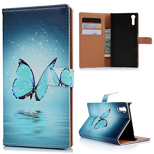 funda-sony-xparaia-xz-protectora-wallet-carcasa-flip-libro-suave-pu-cuero-elegante-leather-impresion