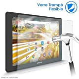 KARYLAX Protection d'écran Film en Verre Nano Flexible pour Tablette Archos Core 101 3G V2 10.1 Pouces (Version 2, Dimensions Tablette : 245x145mm)