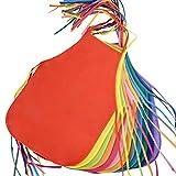 Asiv Tabliers d'enfant, Tabliers Peinture Blouse 12 Pack 12 Couleurs Imperméable pour Salle de Classe Communauté Événement Artisanat Cuisine...