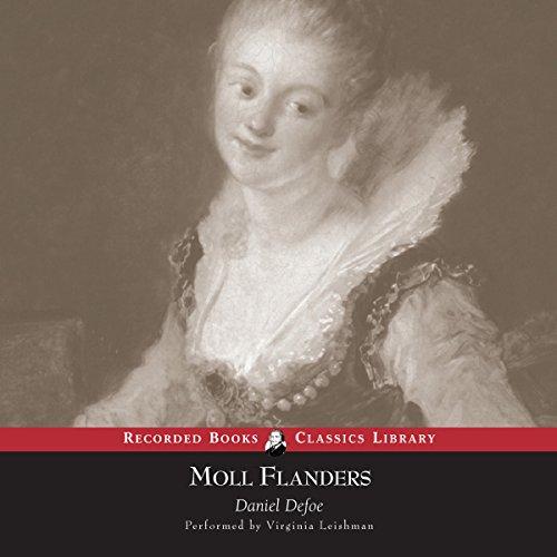 Moll Flanders  Audiolibri