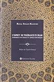 L'Esprit de tolérance en Islam. Fondements doctrinaux et aperçus historiques.