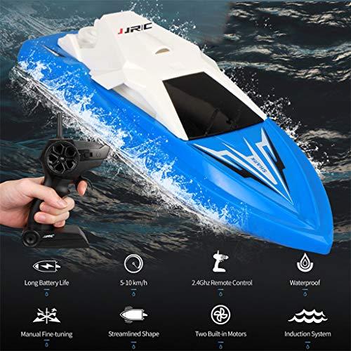 Mitlfuny Kinder Erwachsene Entwicklung Lernspielzeug Bildung Spielzeug Gute Geschenke,JJ / RC 1:47 2,4 GHz Fernbedienung Durable Racing Wasserdichtes intelligentes Boot Spielzeug Geschenk (Tundra Lift-kits Für)