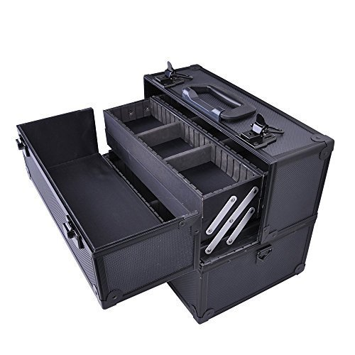 aluminum-large-train-cosmetic-makeup-case-all-black-by-one-stop-shop