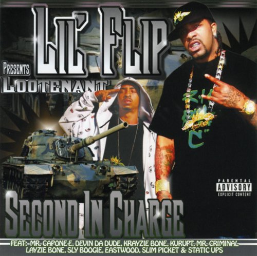 Don't Walk Up (feat. Lil' FlipW/S Bugg & Sly Boogie) [Explicit]