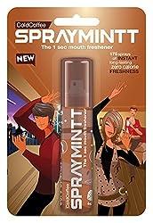 Spraymintt spraymint cold coffee