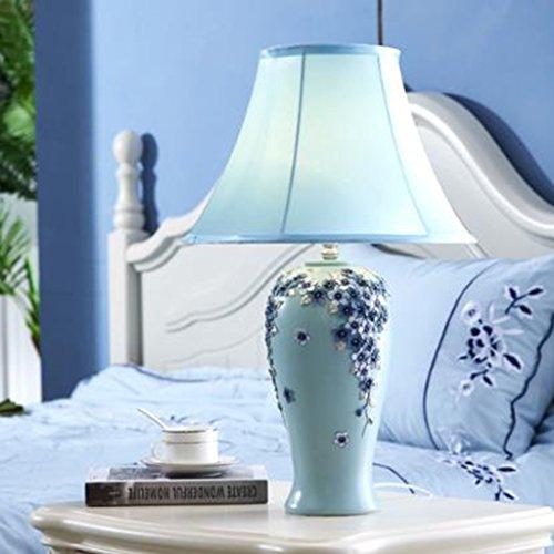 Lampe de bureau Lampes de chambre à coucher Lampes de salon Étude Lampes de table décoratives Lampes de table simples modernes
