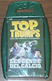 Top Trumps Cards - Leggende del Calcio