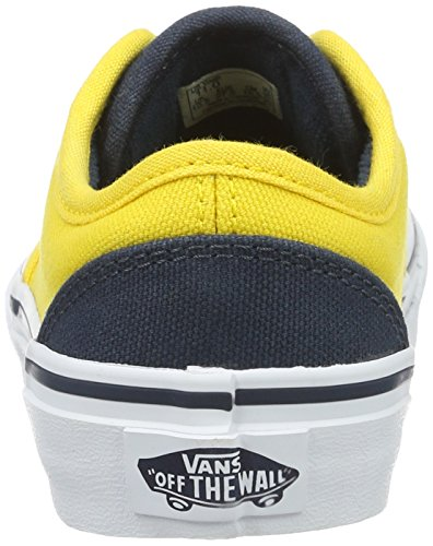 Vans Jungen Yt Atwood Sneakers Blau (2 Tone Blue/yellow)