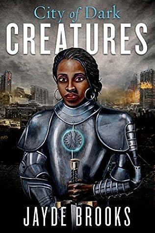 book cover of City of Dark Creatures