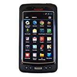 Honeywell Dolphin 70e schwarz IP67 Mobile Computer [512 MB/1GB/1GB SD]/Android 4.0/Imager/802.11 a/b/g/n/GSM/Bluetooth/GPS/Kamera (mit STD Akku/Power Ladegerät Ladekabel USB) – 70e-lw0-c122se2 (S)
