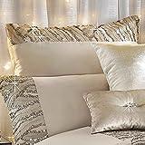 Kylie Minogue Celeste Cuadrado Funda De Almohada Ropa de cama juego de cama Art Deco Glamour en carcasa rosa