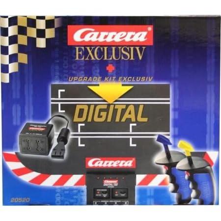 Carrera 20020520 – Upgrade Kit Exclusiv auf Digital 124