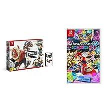 Nintendo Labo: Kit Veicoli - Nintendo Switch + Mario Kart 8 Deluxe - Nintendo Switch