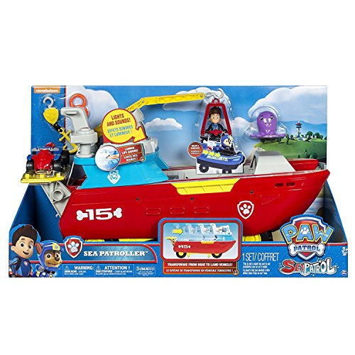 "PAW PATROL 6037846 ""Sea Patroller Playset"