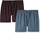 #1: Jockey Men's Cotton Shorts (Pack of 2) (Colors May Vary)