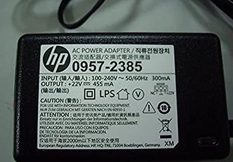 PicknBuy® Hewlett-packard HP Printer AC Adapter 22V 455MA Compatible with
