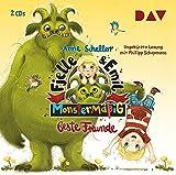 Fjelle und Emil – Monstermäßig beste Freunde: Lesung mit Philipp Schepmann (2 CDs)