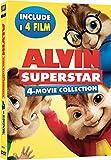 Alvin 1,4 (Box 4 Dvd)