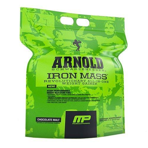 Arnold Schwarzenegger Series by MusclePharm Iron Mass 4,54 kg Chocolate Malt