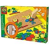 SES Creative - Martillo Hammer Tic de fantasía, set de juego, multicolor (00926)