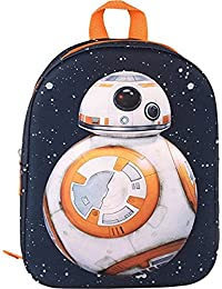 Preisvergleich für Fabrizio 20487-9016 Kinderrucksack Disney Star Wars, Blau