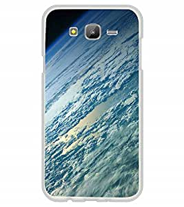 Fuson Designer Back Case Cover for Samsung Galaxy J5 (6) 2016 :: Samsung Galaxy J5 2016 J510F :: Samsung Galaxy J5 2016 J510Fn J510G J510Y J510M :: Samsung Galaxy J5 Duos 2016 (Sky Clouds CLoudy Dense Clouds Blue Clouds Clear Clouds)