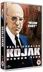 Kojak: Season 5 [Dvd]