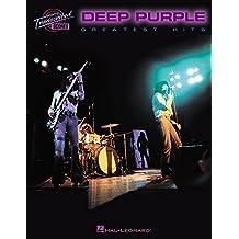 Deep Purple - Greatest Hits (Transcribed Score) by Deep Purple (2002-11-01)