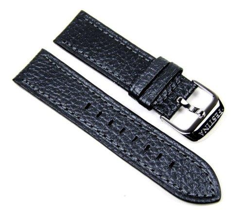 Festina Ersatzband Uhrenarmband Leder 23mm schwarz für F16362/G F16362
