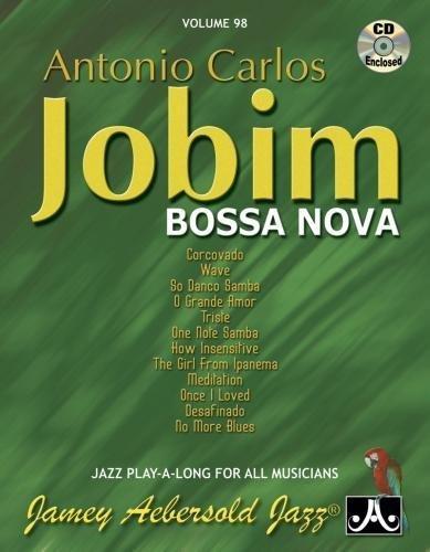 Aebersold 98 Carlos Jobim BOSSA NOVA + CD par Carlos Jobim