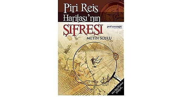 Piri Reis Haritasi\'nin Sifresi : Piri Reis Haritasi Hediyeli ...