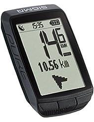 Sigma Sport Fahrradcomputer PURE GPS – Tacho GPS-Einstiegsgerät inklusive graphischem Höhenprofil, Tachometer + Höhenfunktion, Fahrrad Computer + Kompass-Navigation, Fahrradtacho, Bike-Computer