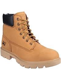 Timberland Sawhorse Wheat Lace up Safety Boot, Brown (Wheat) - 10 UK (44 EU)