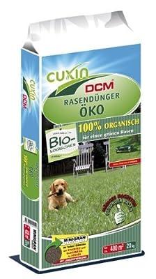 Cuxin Bio Rasendünger Öko, 20 kg von Cuxin bei Du und dein Garten