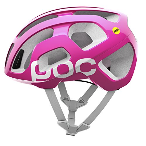 POC Octal AVIP MIPS Casco, Unisex Adulto, Rosa (Fluorescent Pink), M