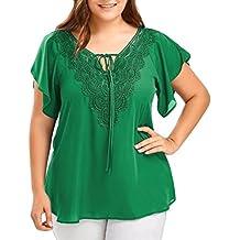 FAMILIZO Camisetas Mujer Tallas Grandes Camisetas Mujer Manga Corta Blouse For Women Camisetas Mujer Verano Blusa