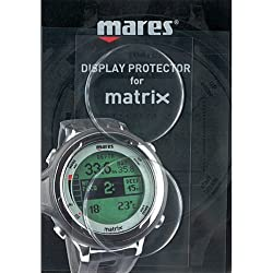 Mares Matrix/Smart Lot de 2Film de Protection Transparent, One Size