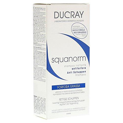 Ducray Squanorm Forfora Grassa Shampoo 200ml