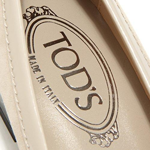 25456 decollete beige TOD' S scarpa donna shoes women Beige