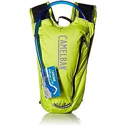 CamelBak Pack de hidratación, 33 x 7,6 x 20,3 cm, color verde