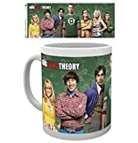 Tasse The Big Bang Theory - Gruppe