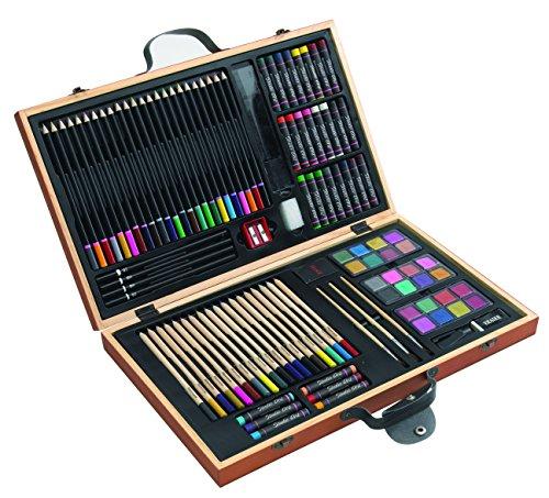 88-de-pinturas-piezas-buzon-de-agua-de-color-lapices-de-colores-de-lapices-madera-pincel-de-maletin